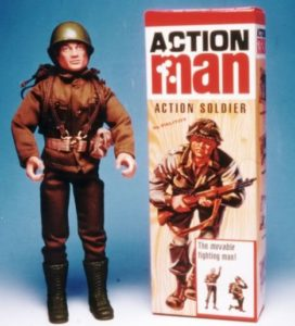 A 1960's Action Man