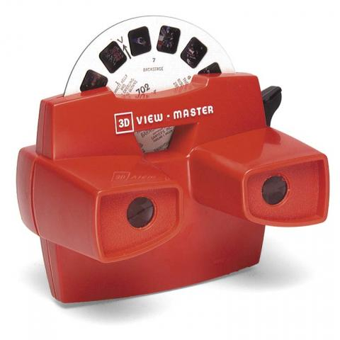A 1980's View-master