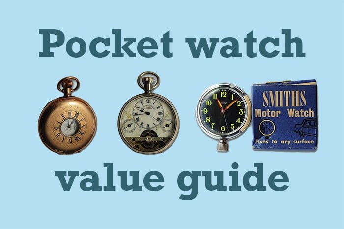 How much is my pocket watch worth?   Vintage Cash Cow Blog