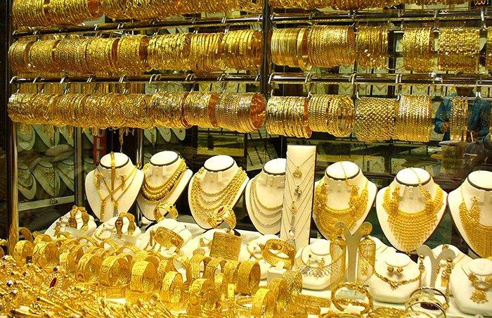 Gold shops