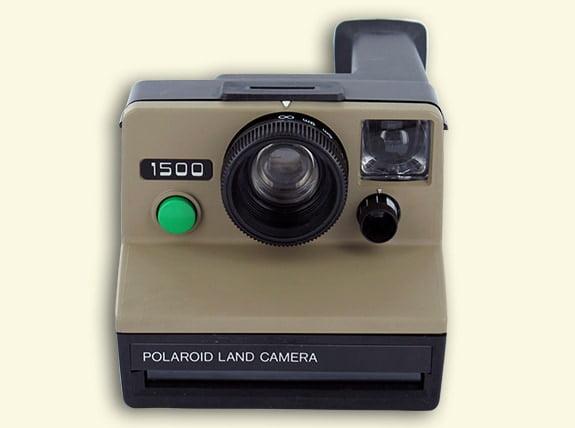 Polaroid Land Camera 1500
